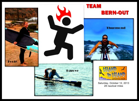 Team Bern-Out Collage
