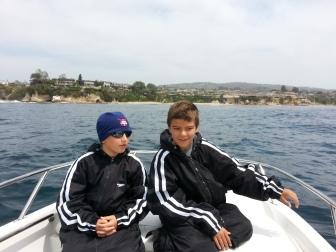 Daniel  and Jack _ 041724