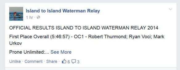 FB I2I Waterman Post